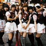 Mochilero a Japón: Los Cafés Meido