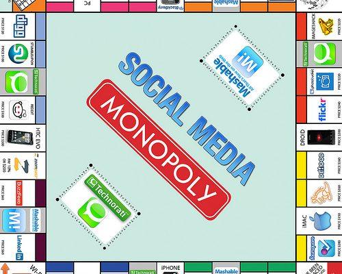 Monopolio Social Media