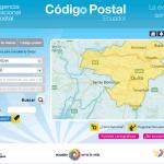 ¿Cuál es el Código Postal del Ecuador?